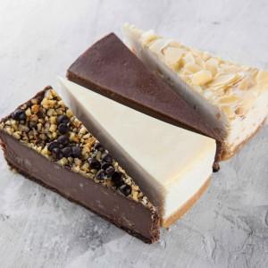Чизкейк Шоколадно-ореховый микс